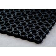 "Floortex Doortex Octomat Heavy Duty Outdoor Entrance Mat 24""x32"" Black(FR46822OCBK)"