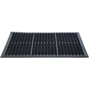 """Doortex Open Top Anti-Fatigue Mat 24""""x36"""", Black(FR46090FHA)"""