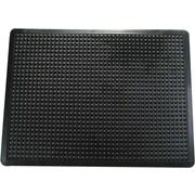 """Doortex Bubble Anti-Fatigue Mat 36""""x60"""", Black(FR490150FBM)"""