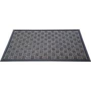 """Floortex Doortex  Ribmat Heavy Duty Indoor/Outdoor Entrance Mat 36""""x60"""" Charcoal(FR490150FPRGR)"""