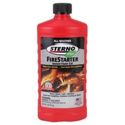 Sterno 20216 All Weather Instant Flame Gel Fire Starter by