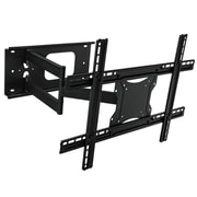 Mount-It! SwIvel Full MotIon ArtIculatIng TIltIng Low-ProfIle TV Wall Mount Corner Bracket (MI-345)