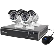 Swann Swdvk-445004-us 4 Channel 1080p DVR WIth 500 Gb HD d And 4x 1080p Cameras