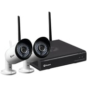Swann Swnvw-485 degreeh2-us Swann 1080p WIfI SecurIty KIt W/ 2 Cameras And 1tb HD d