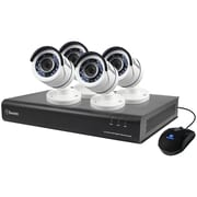 Swann Swdvk-845004-us 8-channel 1080p DVR WIth 4 Pro-t85 degree Cameras