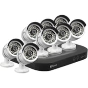 Swann Swdvk-847508-us 8-channel 1080p DVR WIth 8 Pro-t85 degree Cameras