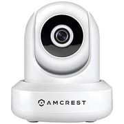 Amcrest Ip3m-941w UltraHD 2k Ptz Dual-band WI-FI Ip Camera (whIte)