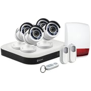 Swann Swdsk-85 degree004a-us One Smart SerIes 8ch 1080p WIth 1tb HD d, 4 X Pro-t85 degree Cams And Swannone AccessorIes
