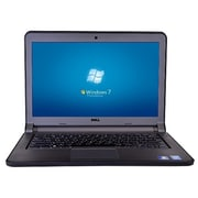 "Refurbished Dell 3340 13.3"" LED Intel Core i5-4200U 500GB 4GB Microsoft Windows 7 Professional Laptop BlackLAT3340I516FB5B"