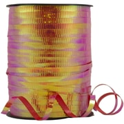JAM Paper® Curling Ribbon, 250 yard spool, Red, 12/pack (01072807b)