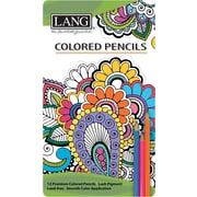 LANG Colored Pencils - Set of 12 (1200001)