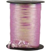 JAM Paper® Curling Ribbon, 250 yard spool, Pink, 12/pack (01072806b)
