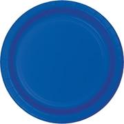 Touch of Color Cobalt Blue Paper Plates, 75 pk (319038)