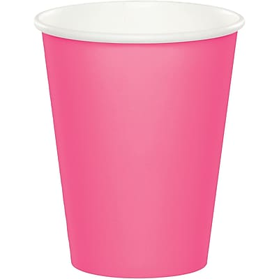 Touch of Color Candy Pink Cups, 24 pk (563042B) 2634448