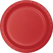 Touch of Color Classic Red Dessert Plates, 75 pk (753548B)