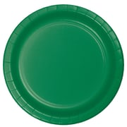 Touch of Color Emerald Green Dessert Plates, 24 pk (79112B)