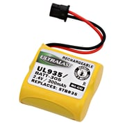 Ultralast® 2.4 V Ni-CD Bar Code Scanner Battery For Panasonic KX-TC1000B (BATT-305)