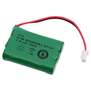 Dantona® 3.6 V Ni-MH Dog Collar Battery For Tri-Tronics 1038100 (DC-6)