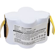 Dantona® 4.8 V Ni-MH Vacuum Battery For Euro-Pro Shark V1725 (VAC-V1725NMH)