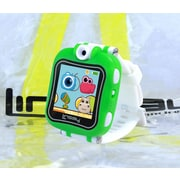 "LINSAY S5WCLGREENBAG 1.5"" Smart Watch Kids Cam Selfie Green and Bag pack"
