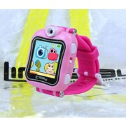 "LINSAY S5WCLPINKBAG 1.5"" Smart Watch Kids Cam Selfie Pink and Bag Pack"