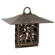 Whitehall Products Pinecone Suet Feeder - French Bronze (01369)