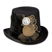 Lillian Rose Steampunk Top Hat Ring Holder (RA270)