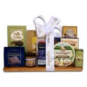 Alder Creek Gift Baskets Sympathy Gourmet Cutting Board Gift (FG07185)
