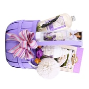 Alder Creek Gift Baskets Lavender Luxuries Gift (FG07089)