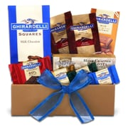 Alder Creek Gift Baskets Ghirardelli Gift Box (FG06274)