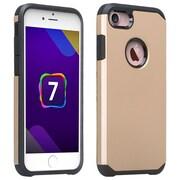 Design Hybrid Case for iPhone 7 Plus, Gold (APLCRC754)