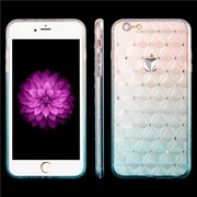 Diamond Crystal TPU Skin Case for iPhone 6s, Teal (APLSKN419)