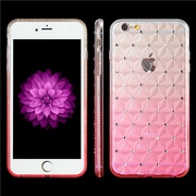 Diamond Crystal TPU Skin Case for iPhone 6s, Pink (APLSKN417)