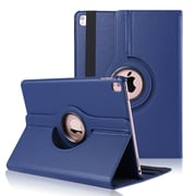 360 Rotating Leather Case for iPad Pro 9.7, Blue (IPPLEA896)
