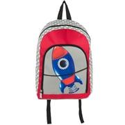 Elementary Kindergarden Kids Back to school bag Backpack,Rockets (BKPLEA003)
