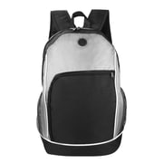 SumacLife Back to school Backpack,Black (BKPLEA301)