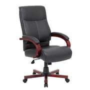 Boss LeatherPlus Executive Chair (B19001-BK)