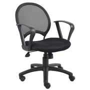 Boss Mesh Chair with Loop Arms (B6217)