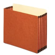 Pendaflex File Cabinet Pockets, Redrope - letter Size (AZTY10958)