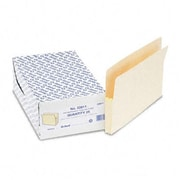 Esselte Pendaflex 1 in Expansion File Pockets 25 Pockets Straight Cut MlA lgl 25/Box (AZRESS22811)