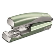 leitz Nexxt Series Style Metal Stapler, Full-Strip, 40-Sheet Capacity, Green (AZTY09046)