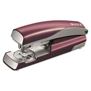 leitz Nexxt Series Style Metal Stapler, Full-Strip, 40-Sheet Capacity, Red (AZTY09045)