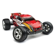 Traxxas Rustler Stadium Truck RTR 2.4Ghz With NiMh iD Battery and Fast Charger (RCHOB2051)