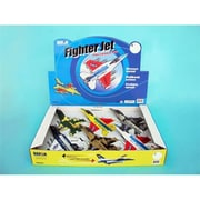 Daron Fighter Jet Pullback Toy - 6 Piece Assortment (DARON6803)