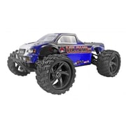 Redcat Racing Volcano-18 V2 Scale Electric Truck - Blue (RCR01510)