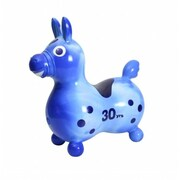 TMI Toy Marketing International 30th Anniversary Rody Horse, Blue (TMI325)