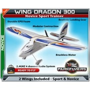 Parkflyers Ultimate Novice RC Airplane Wing Dragon 300 (PRKFHM017)