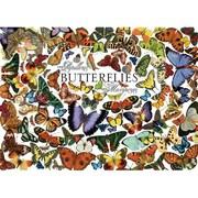 Outset Media Games Butterflies- 1000 Piece Puzzle (GC23477)