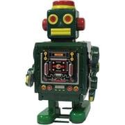 SHAN Collectible Tin Toy - Robot Green (AxNRT1827)