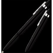 Fisher Space Bullet Space Pen with Chrome Clip, Black (FRSP086)